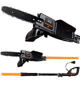 Remington RM1025SPS Ranger Electric Chainsaw / Pole Saw Combo
