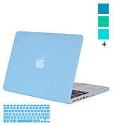 Mosiso Case MacBook Pro Retina 13 Inch W/O USB-C, A1502/A1425, W/O CD-ROM