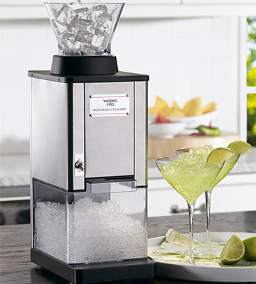 Review of Waring Pro IC70 Professional Stainless Steel Shaved Ice Machines
