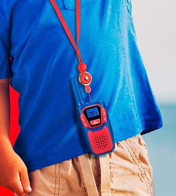 Review of Topsung Rechargeable Long Range Walkie Talkies