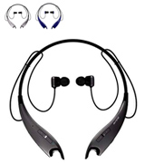 Mpow Jaws Gen-4 (MPBH025BB-3) Bluetooth Headphones Neckband Headset V4.1
