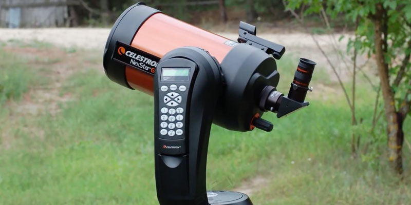 Celestron NexStar 6 SE Telescope application