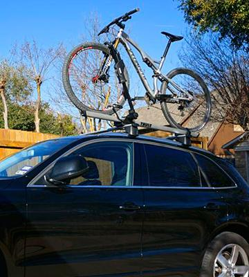 Review of Thule Sidearm Universal Bike Mount