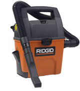 Ridgid VAC3000 Portable Wet Dry Vacuum Cleaner