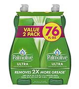Palmolive Ultra Original Dish Liquid, Twin Pack, 38 Fl Oz