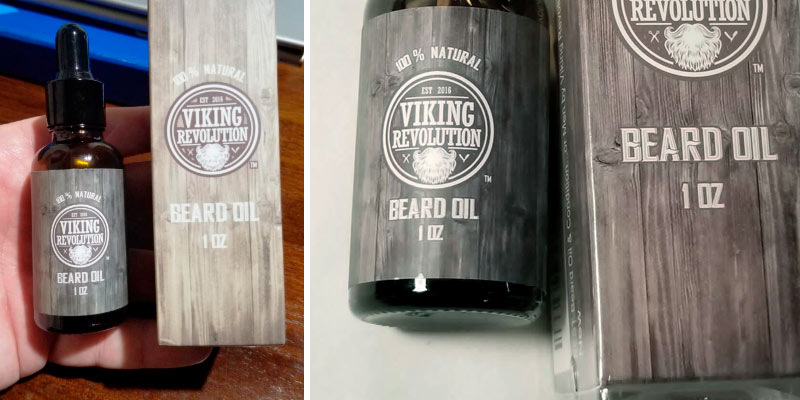 Review of Viking Revolution 712038444250 Beard Growth Oil
