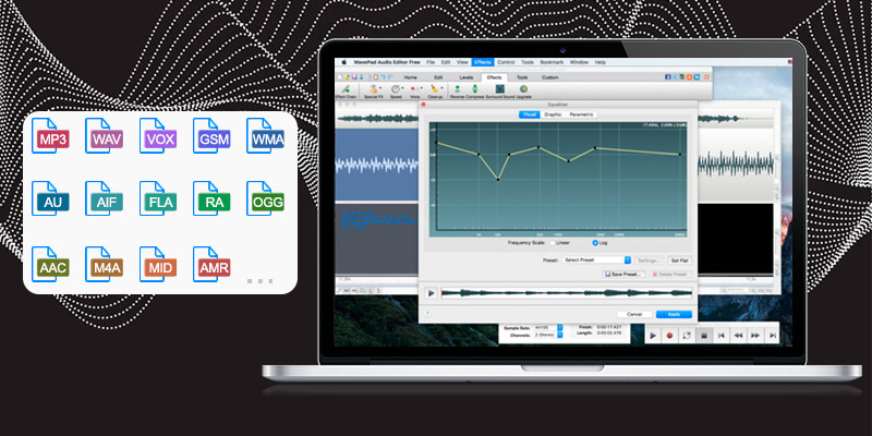 NCH Software WavePad: Audio Editing Software for Everyone in the use