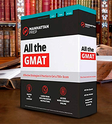 Review of Manhattan Prep All the GMAT Strategy Guides
