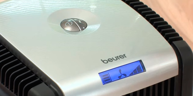 Beurer LW110 Air Washer in the use