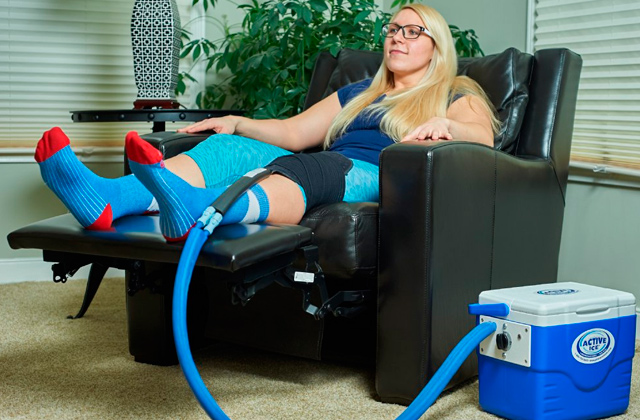 Best Ice Therapy Machines to Eliminate Swelling and Pain