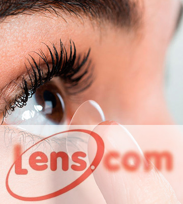 Review of Lens.com Contact Lenses