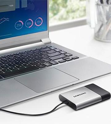 Review of Samsung T3 Portable External SSD