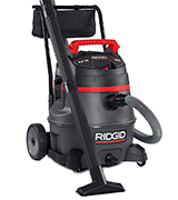 Ridgid 50348 14 gallon 6.0 Peak HP Wet/Dry Vacuum with Cart