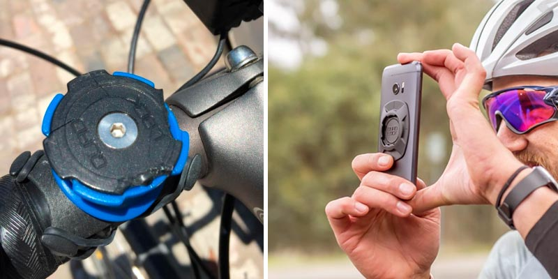 Review of Quad Lock UNI2 Universal Bike Mount Kit