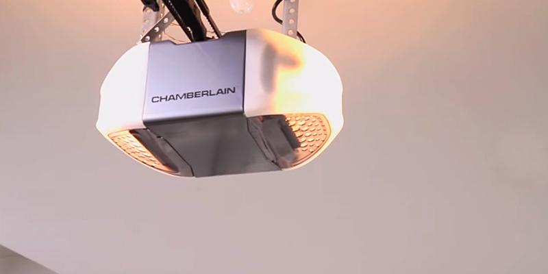 Review of Chamberlain Belt Whisper Drive Garage Door Opener