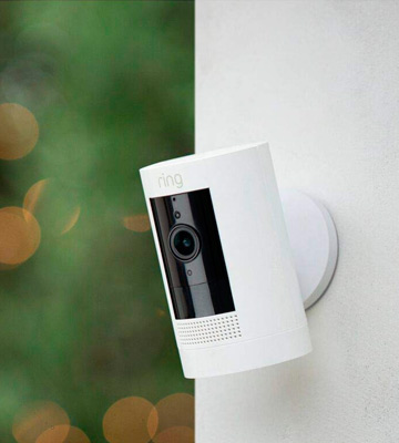 Review of Ring Stick Up Cam Battery HD Security Camera