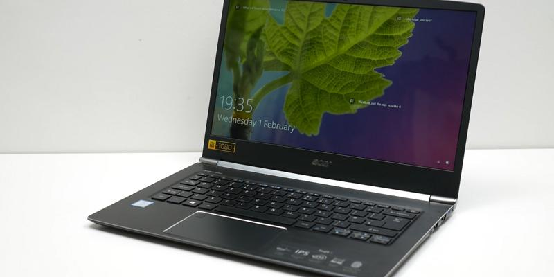 Detailed review of Acer SP513-51-55ZR 4 Modes for Any Moment