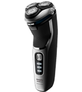 Philips Norelco S3311/85 3800 Wet/Dry Electric Shaver