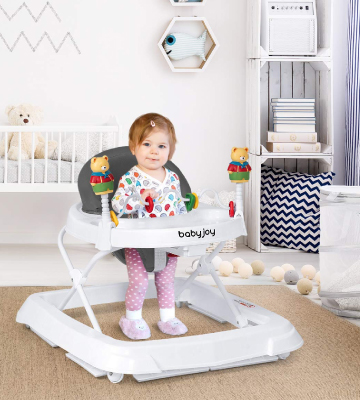 Review of Baby Joy Foldable Activity Baby Walker