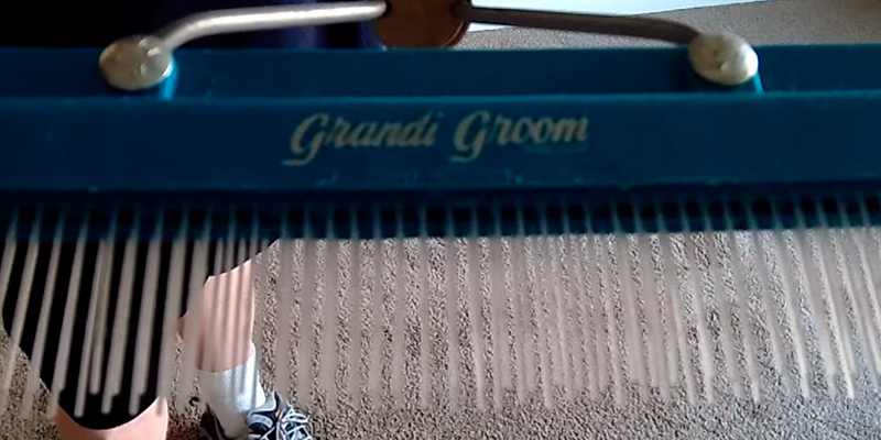 Review of Grandi Groom AB24 Carpet Rake