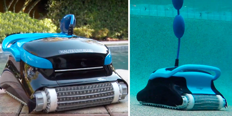 Review of Dolphin Nautilus CC Plus Robotic Pool Cleaner