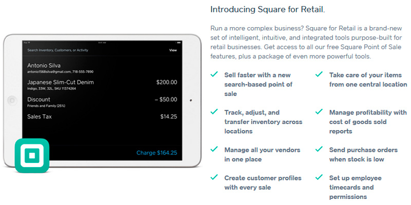Detailed review of Square Point of Sale System