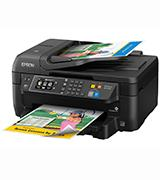 Epson WorkForce WF-2760 All-in-One Wireless Color Printer