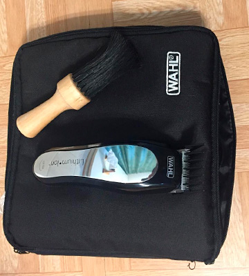 Review of Wahl 79600-2101 Lithium Ion Hair Cutting Kit with 10 Guide Combs