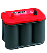 Optima Batteries 34 RedTop (OPT8002-002) Car Battery (50 Ah, 800 Amp)