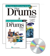 Zzounds Play Drums Today Beginner's Pack