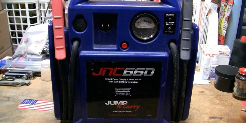 Clore Automotive JNC660 1700 Amp 12-Volt in the use