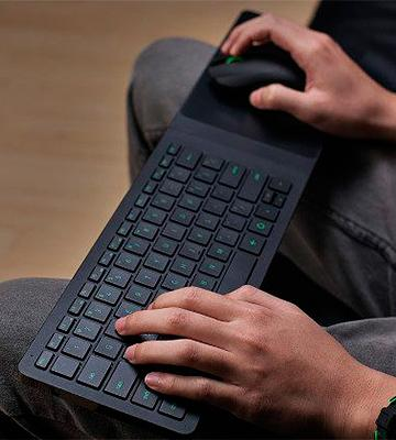 Review of Razer Living Room Wireless Gaming Keyboard, Mouse and Lapboard