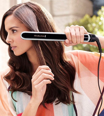 Review of Remington S9500PP Pearl Pro Ceramic Flat Iron