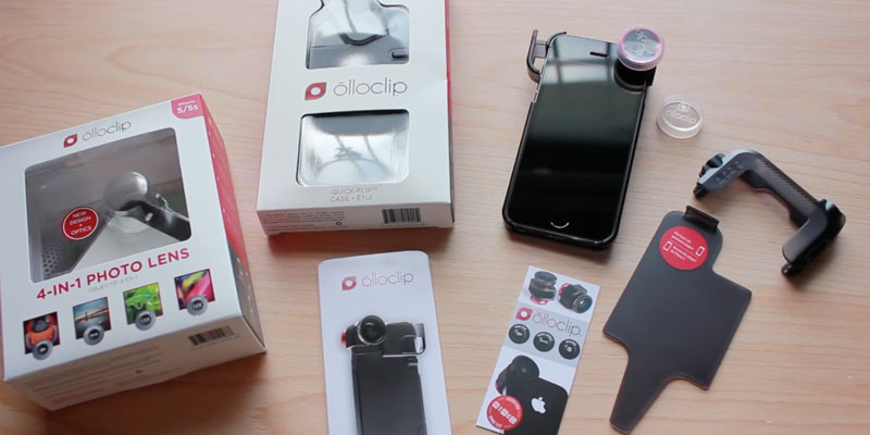 Detailed review of Olloclip 4-IN-1 Fisheye, Wide-Angle, and Macro Lens