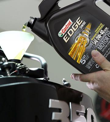 Review of Castrol EDGE 0W-40 (03101) Synthetic