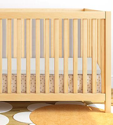 Review of OrganicTextiles Porta-crib Co All Natural Co Sleepers and Playards in 6 Sizes
