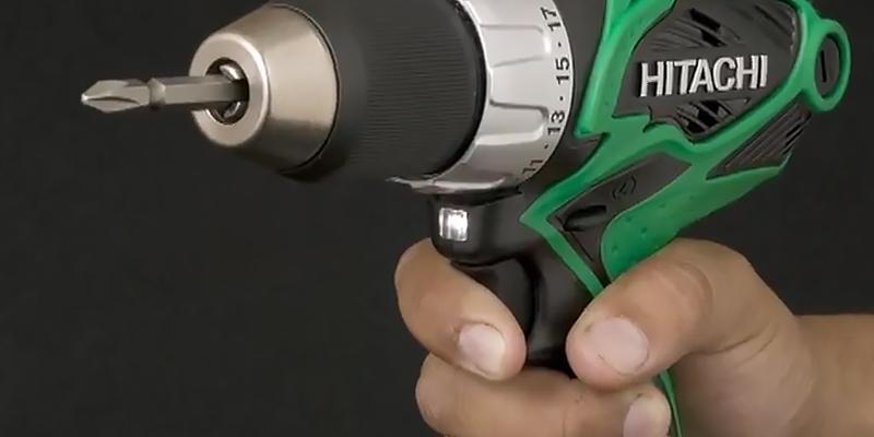 Hitachi DS18DSAL Lithium-Ion Cordless Drill / Driver application