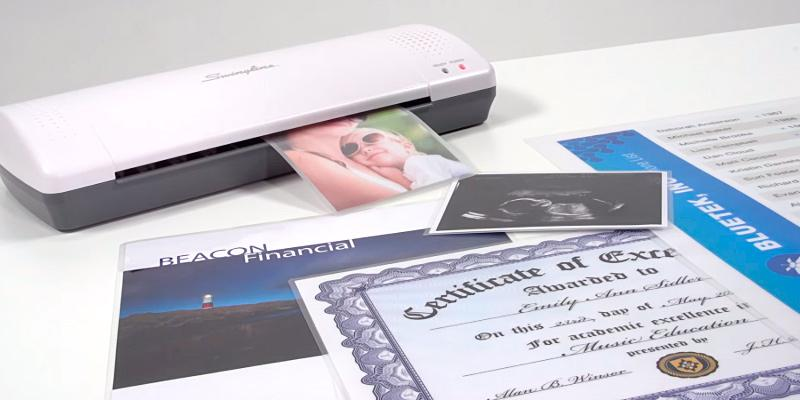 Review of Swingline 1701857ECR Thermal Laminator