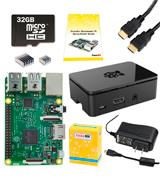 Raspberry Pi 3 Model B Complete Starter Kit Desktop Barebone