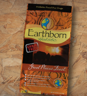 Review of Earthborn Holistic Grain-Free Dry Dog Food