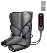 FIT King 4332498074 Leg Air Massager for Foot and Calf Circulation Massage
