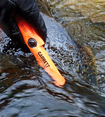 Review of Garrett 1140900 Pro-Pointer AT Waterproof Pinpointing Metal Detector