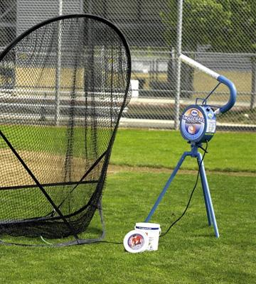 Review of Jugs Small-Ball Pitching Machine