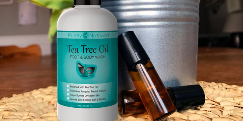 Review of Purely Northwest Tea Tree Oil Tea Tree Oil