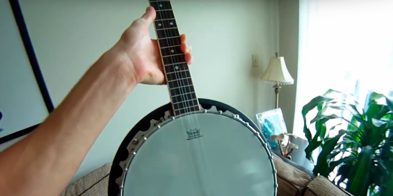 Review of Resoluute 5 STRING Full Size Banjo