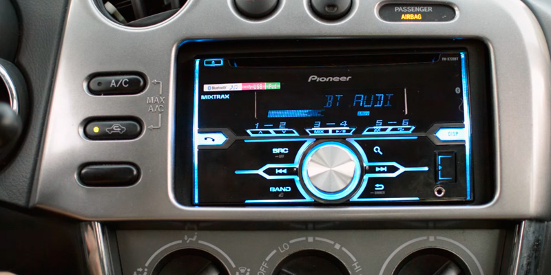 Review of Pioneer FH-X720BT 2-DIN CD Receiver
