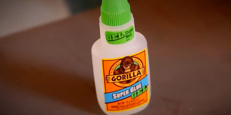 Review of Gorilla Super Glue Gel 20 Gram Bottle