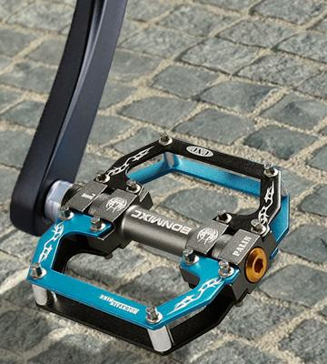 Review of Onedayshop Flat Road Bicycles Pedals