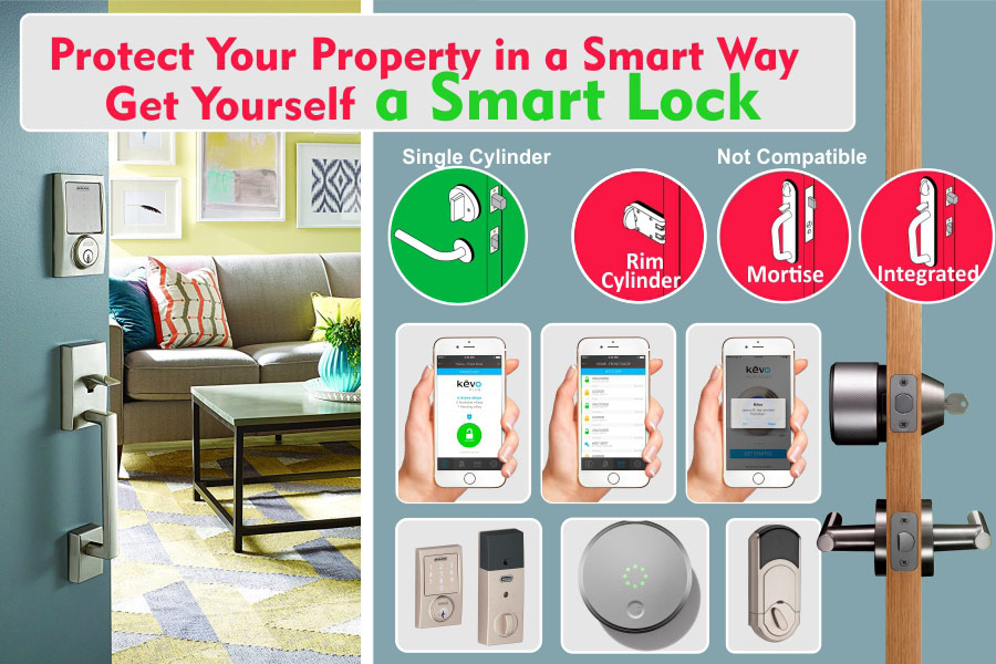 Comparison of Smart Locks