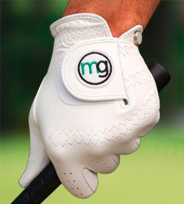 Review of MG Golf DynaGrip Leather Golf Glove